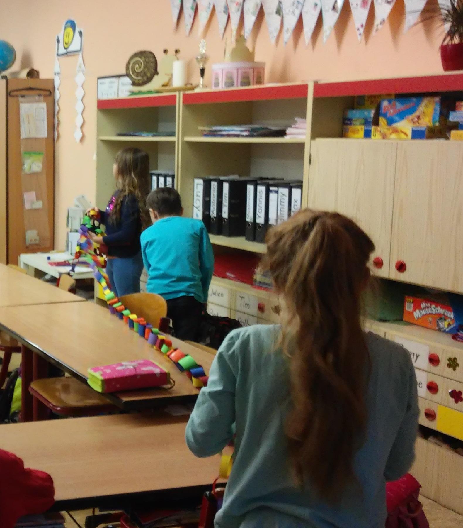 Fasching 2018 Grundschule Stadtroda